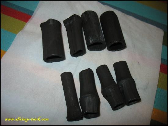 Shrimp-Tank.com Bamboo charcoal